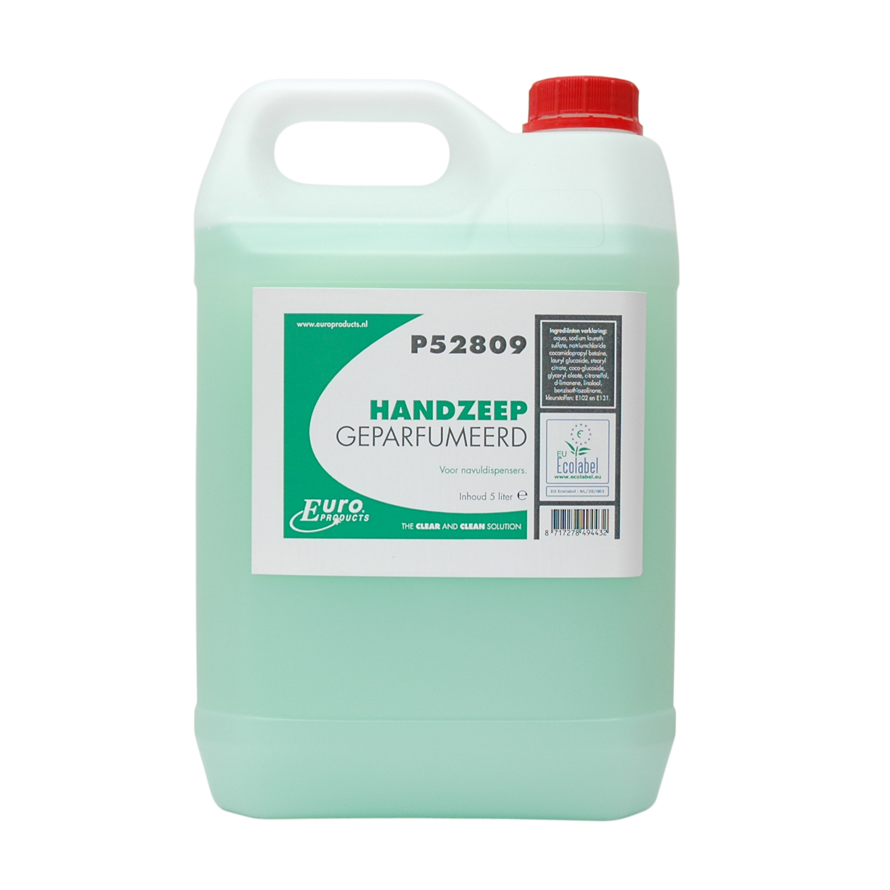 Office Handcleaner 5 L Can Groen, MT 1819